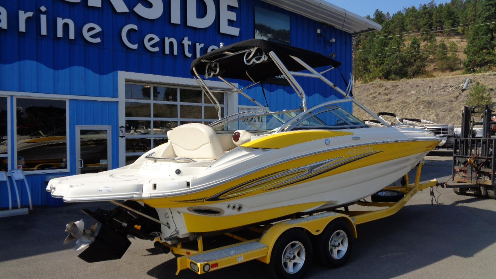 2007 Azure boat for sale, model of the boat is AZ 220 & Image # 3 of 15