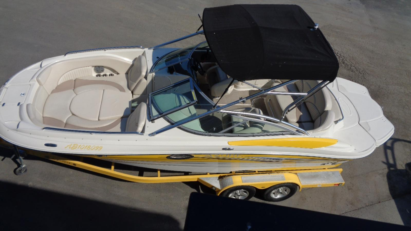 2007 Azure boat for sale, model of the boat is AZ 220 & Image # 5 of 15