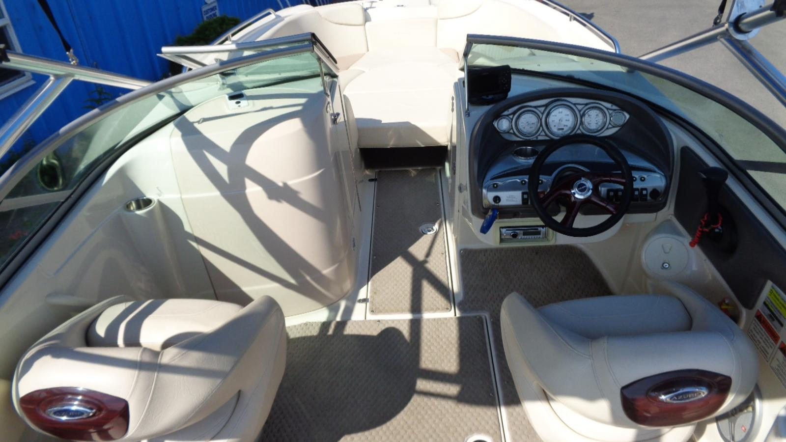 2007 Azure boat for sale, model of the boat is AZ 220 & Image # 6 of 15