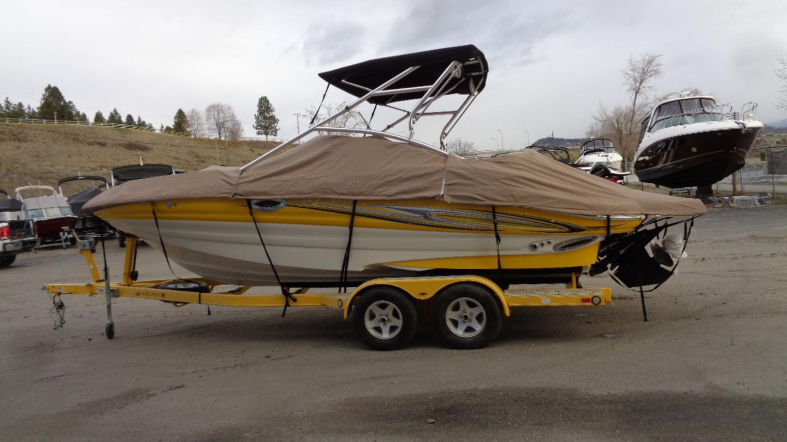 2007 Azure boat for sale, model of the boat is AZ 220 & Image # 15 of 15