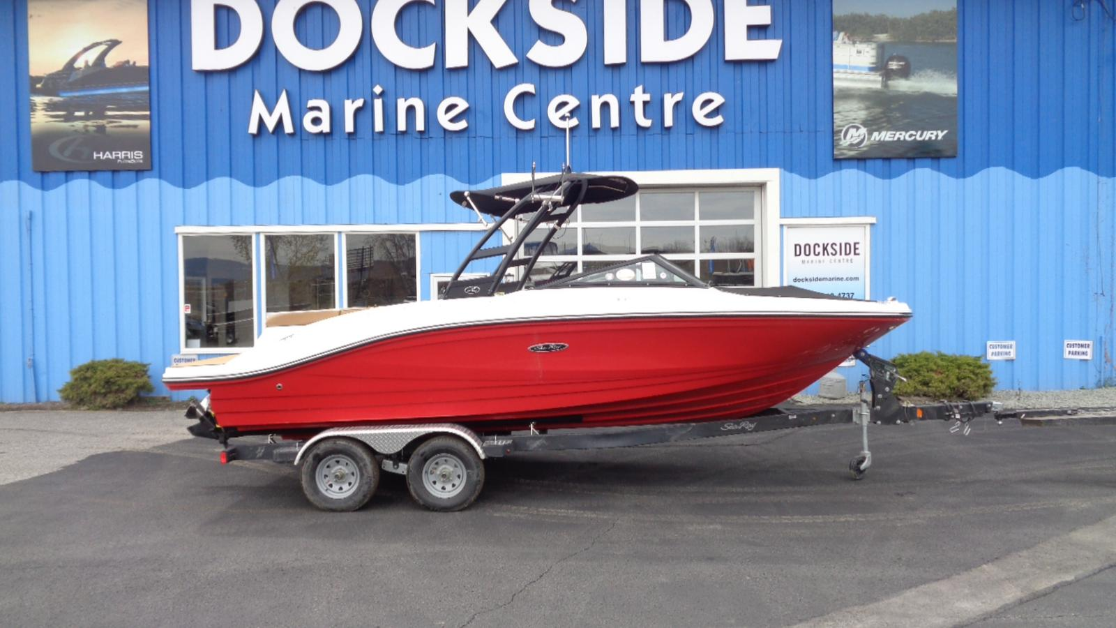 For Sale: 2018 Sea Ray Spx 210 22ft<br/>Dockside Marine Centre, LTD.