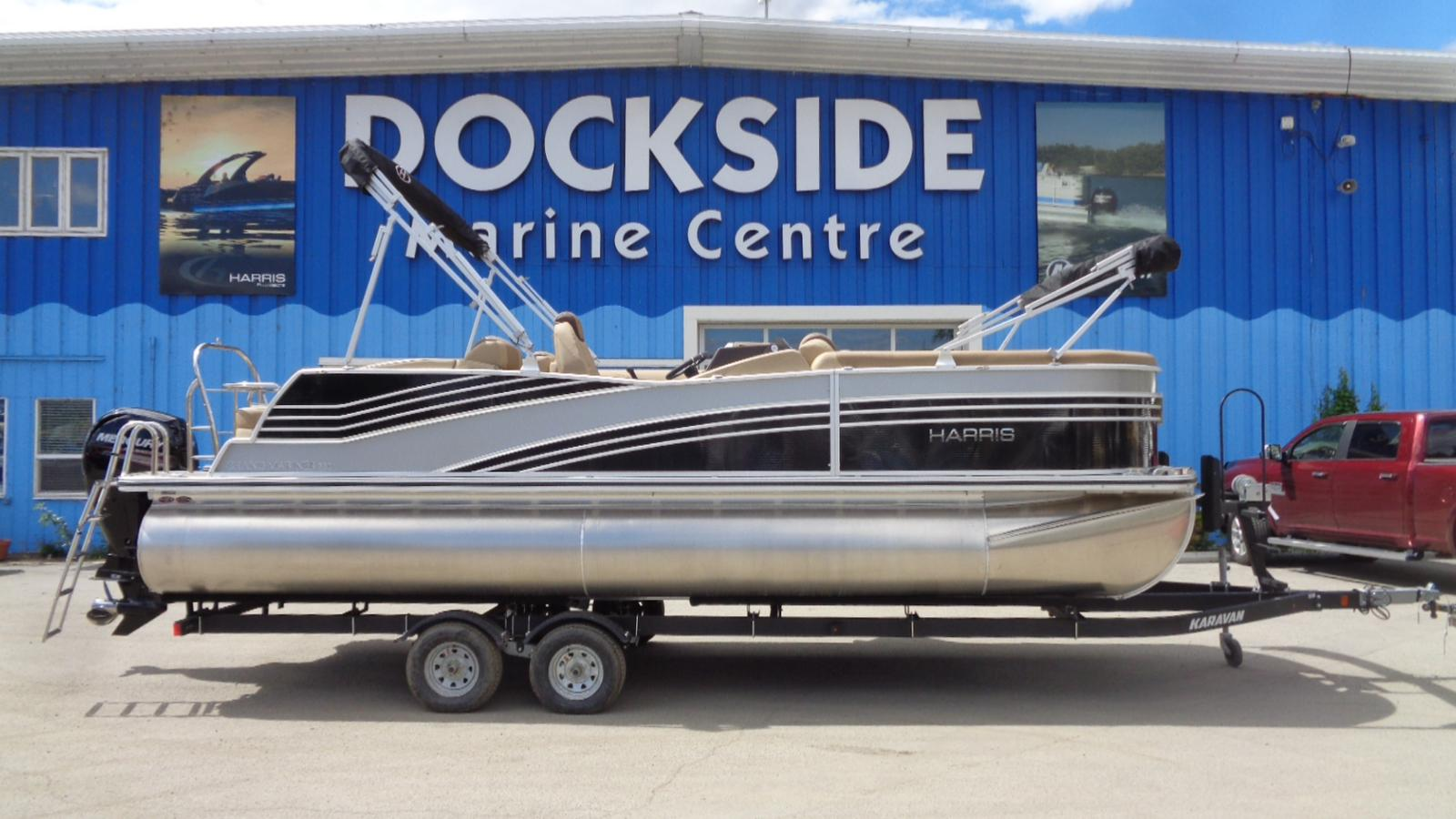 For Sale: 2019 Harris Grand Mariner 230 26ft<br/>Dockside Marine Centre, LTD.