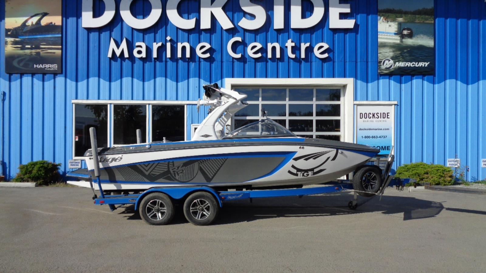 For Sale: 2015 Tige Rzr 20ft<br/>Dockside Marine Centre, LTD.