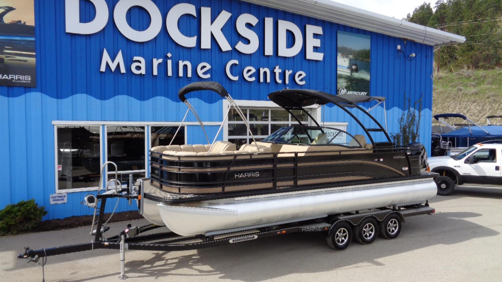 For Sale: 2016 Harris Solstice 250 27ft<br/>Dockside Marine Centre, LTD.
