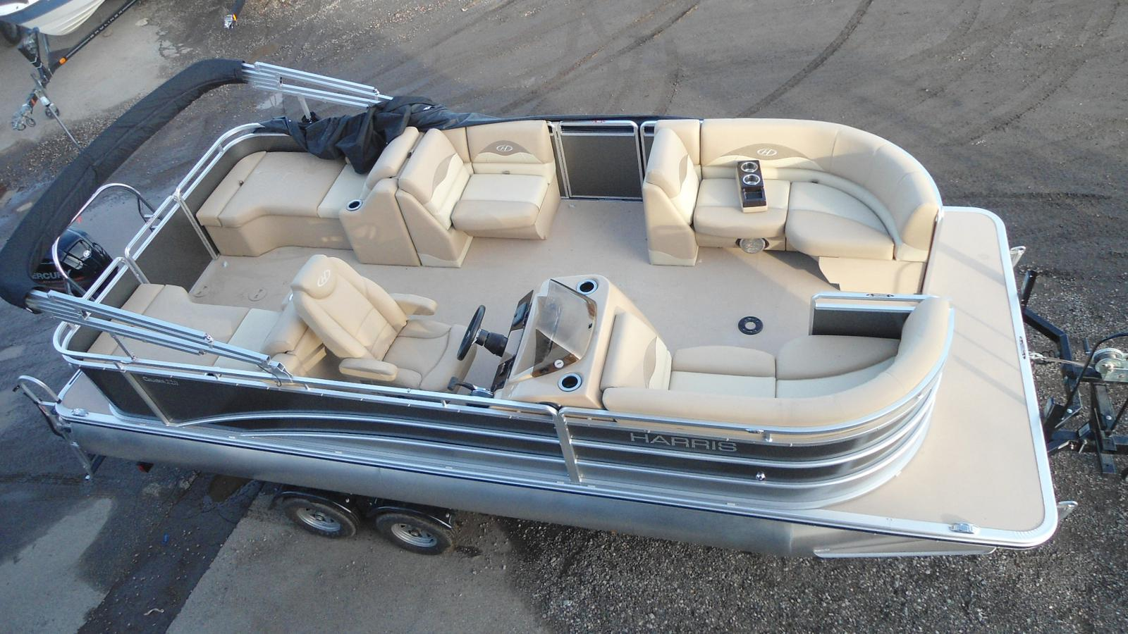 For Sale: 2016 Harris Cruiser 220 23ft<br/>Dockside Marine Centre, LTD.