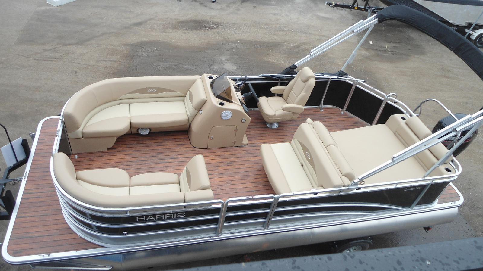 For Sale: 2016 Harris Cruiser 220 23ft<br/>Dockside Marine Centre, LTD.
