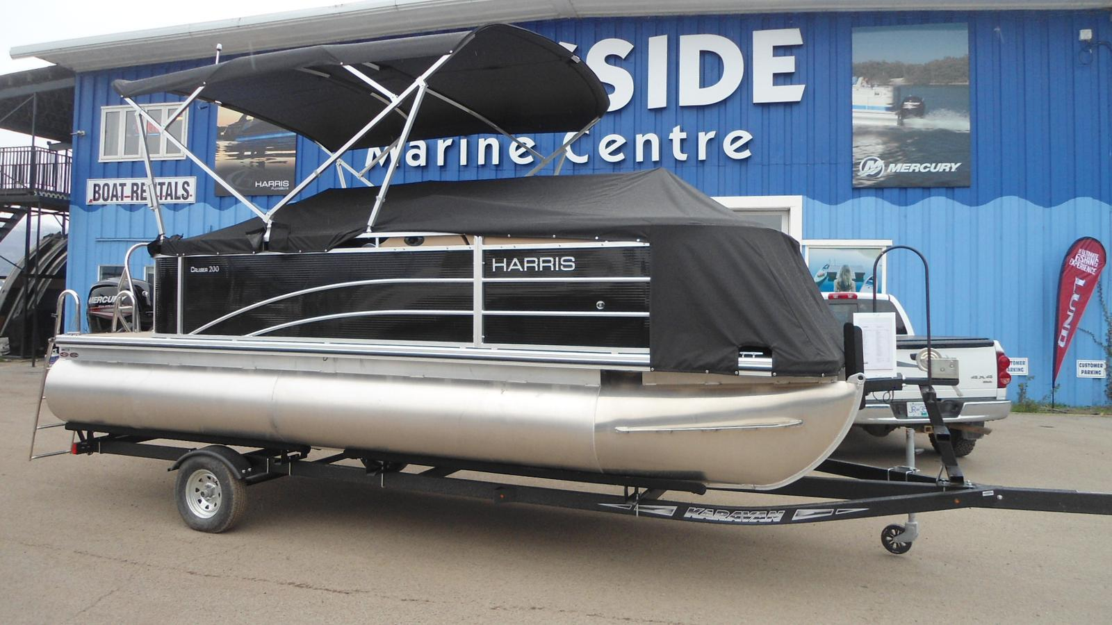 For Sale: 2016 Harris Cruiser 200 90hp 21ft<br/>Dockside Marine Centre, LTD.