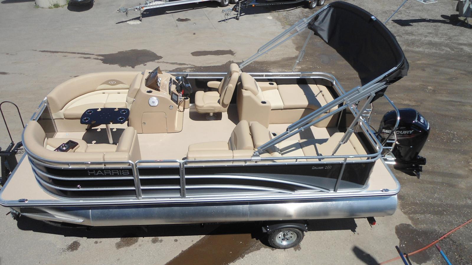 For Sale: 2016 Harris Cruiser 200 21ft<br/>Dockside Marine Centre, LTD.