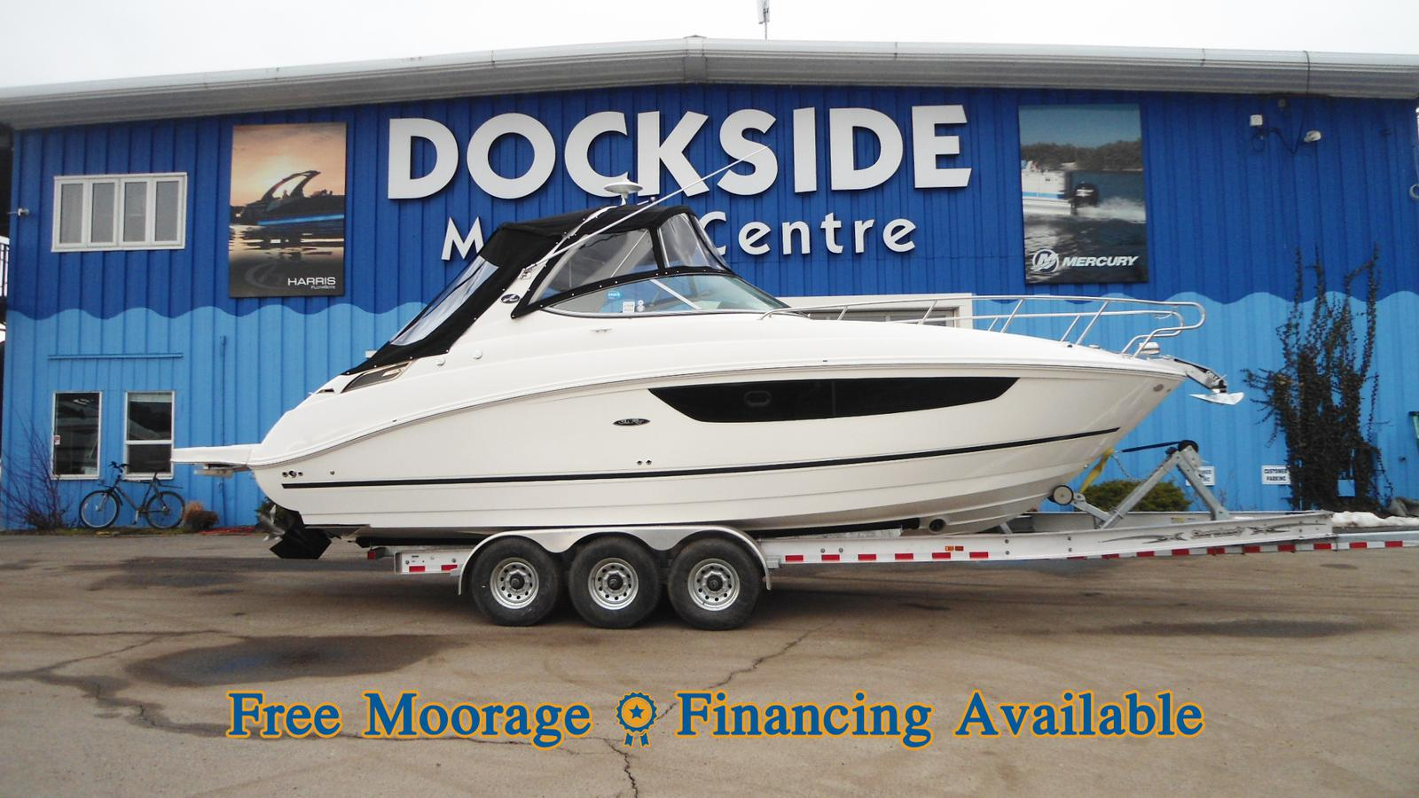 For Sale: 2017 Sea Ray 280 Sundancer 29ft<br/>Dockside Marine Centre, LTD.