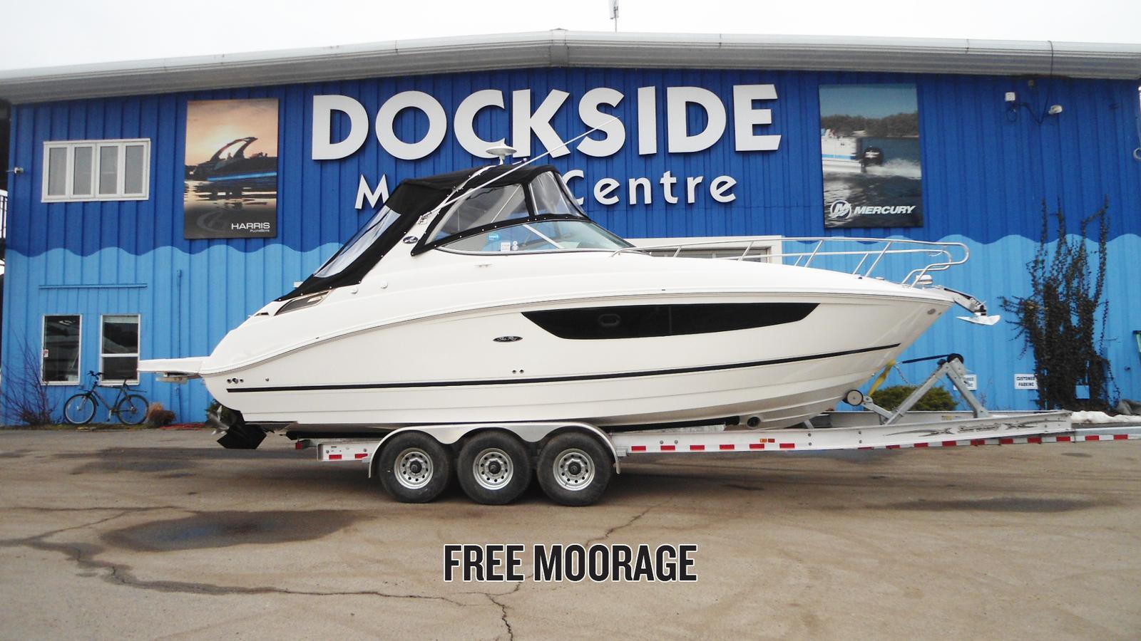 For Sale: 2017 Sea Ray 280 Sundancer 29ft<br/>Dockside Marine Centre, LTD.