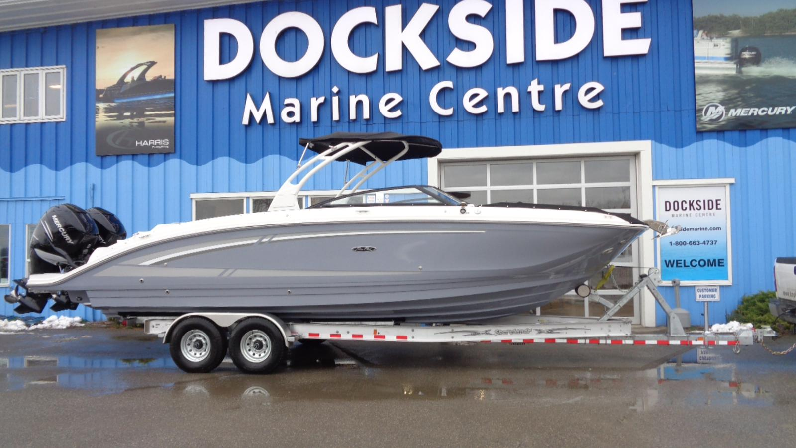For Sale: 2017 Sea Ray Sdx 290 Outboard 30ft<br/>Dockside Marine Centre, LTD.