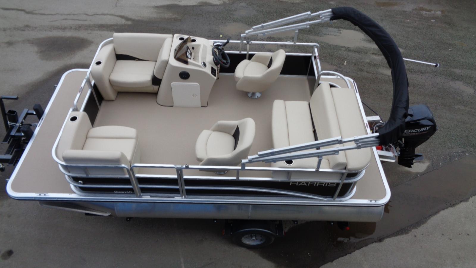 For Sale: 2017 Harris Omni 160 17ft<br/>Dockside Marine Centre, LTD.