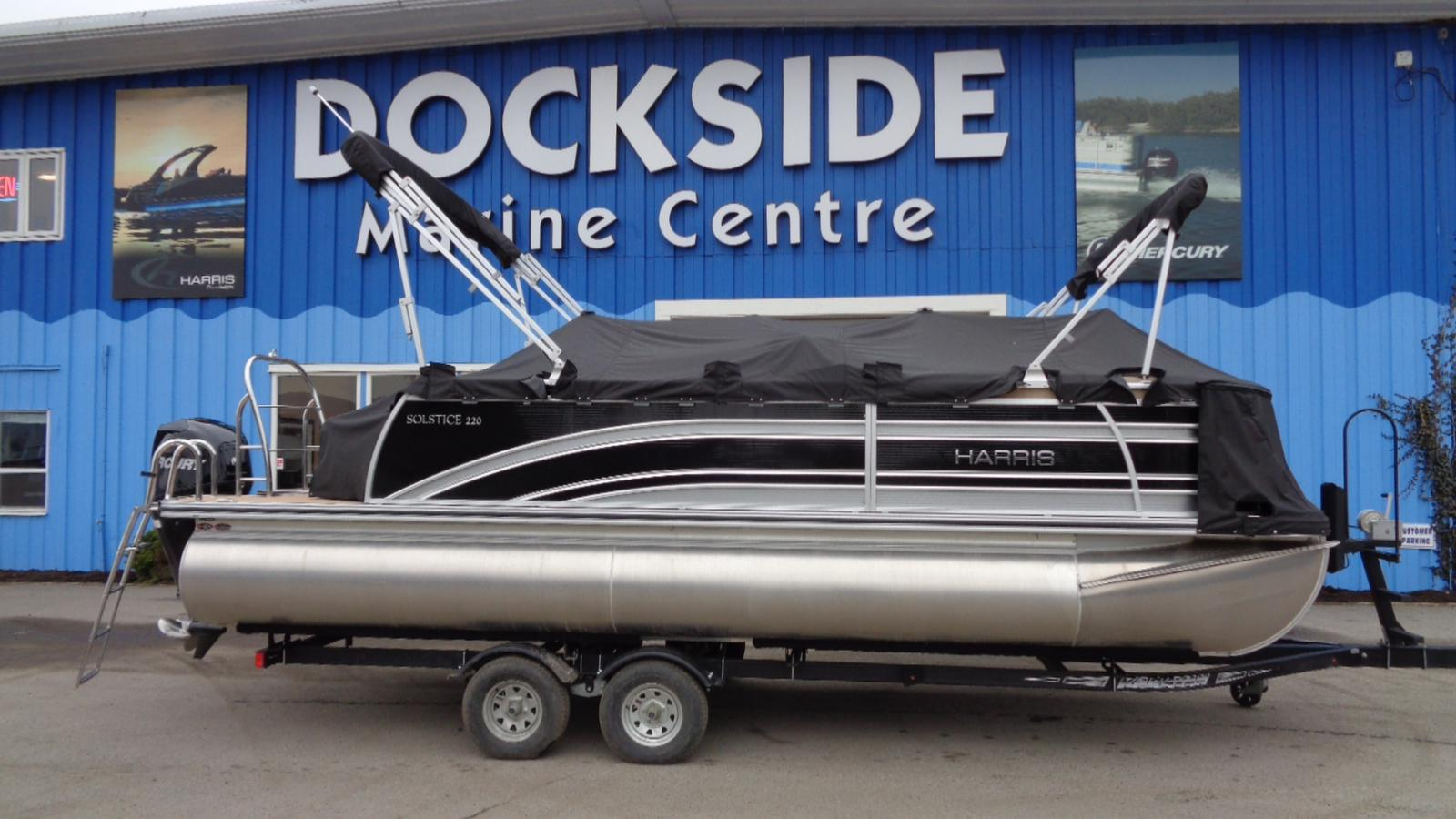 For Sale: 2017 Harris Solstice 220 23ft<br/>Dockside Marine Centre, LTD.