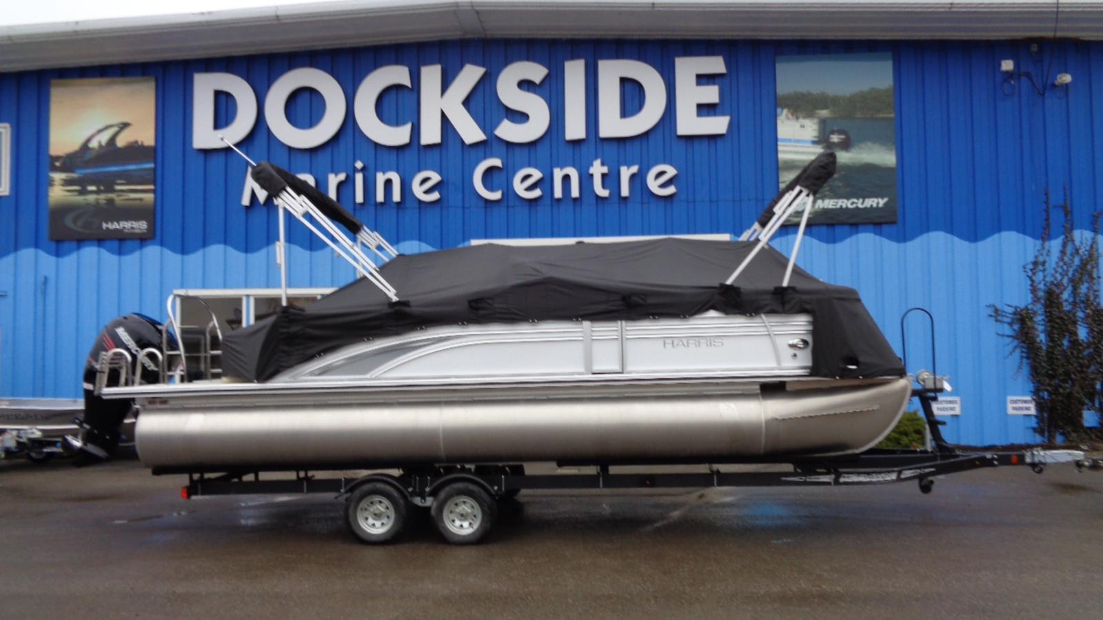 For Sale: 2017 Harris 240 Sunliner 25ft<br/>Dockside Marine Centre, LTD.