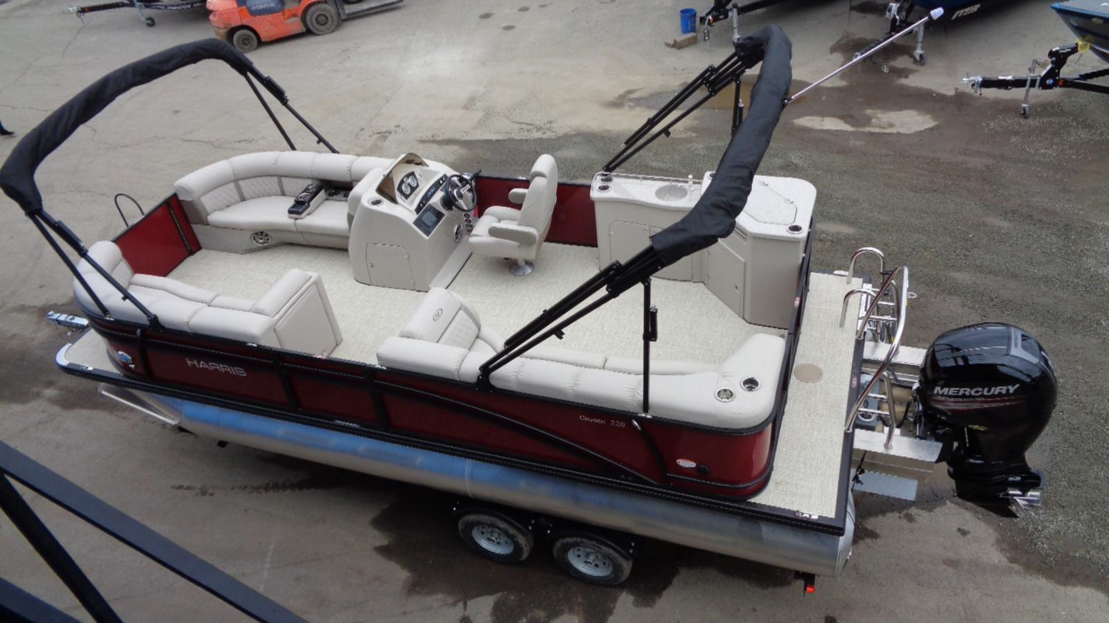 For Sale: 2017 Harris 220 Cruiser 22ft<br/>Dockside Marine Centre, LTD.