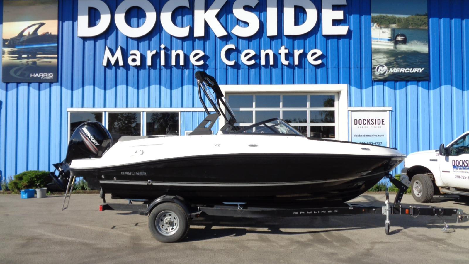 For Sale: 2018 Bayliner Vr5 Ob 21ft<br/>Dockside Marine Centre, LTD.