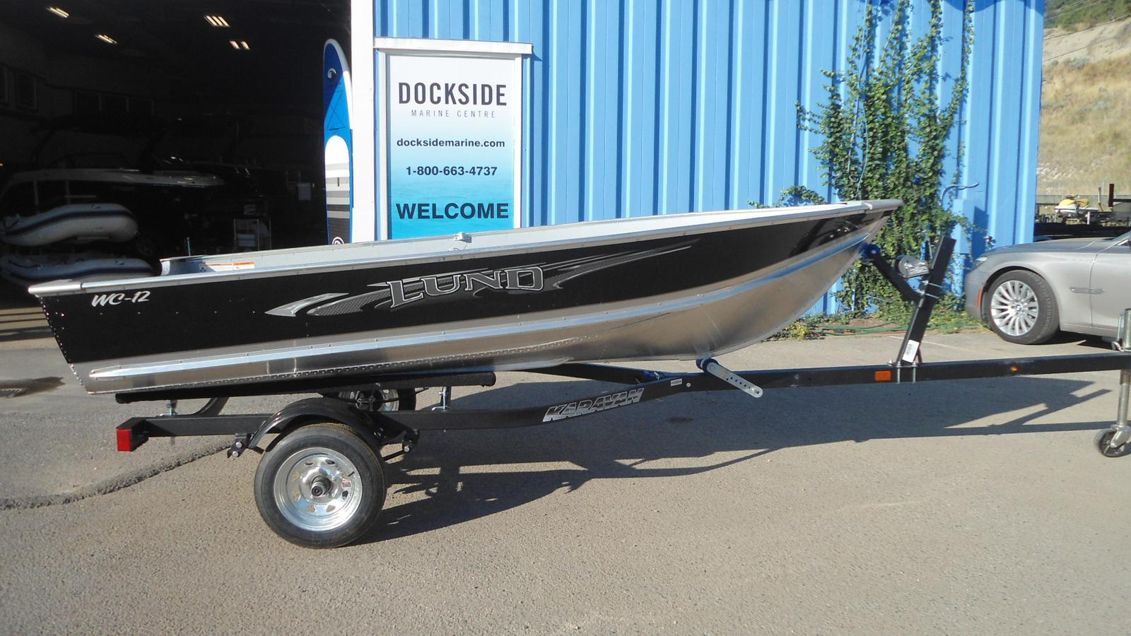 For Sale: 2017 Lund Wc 12 13ft<br/>Dockside Marine Centre, LTD.