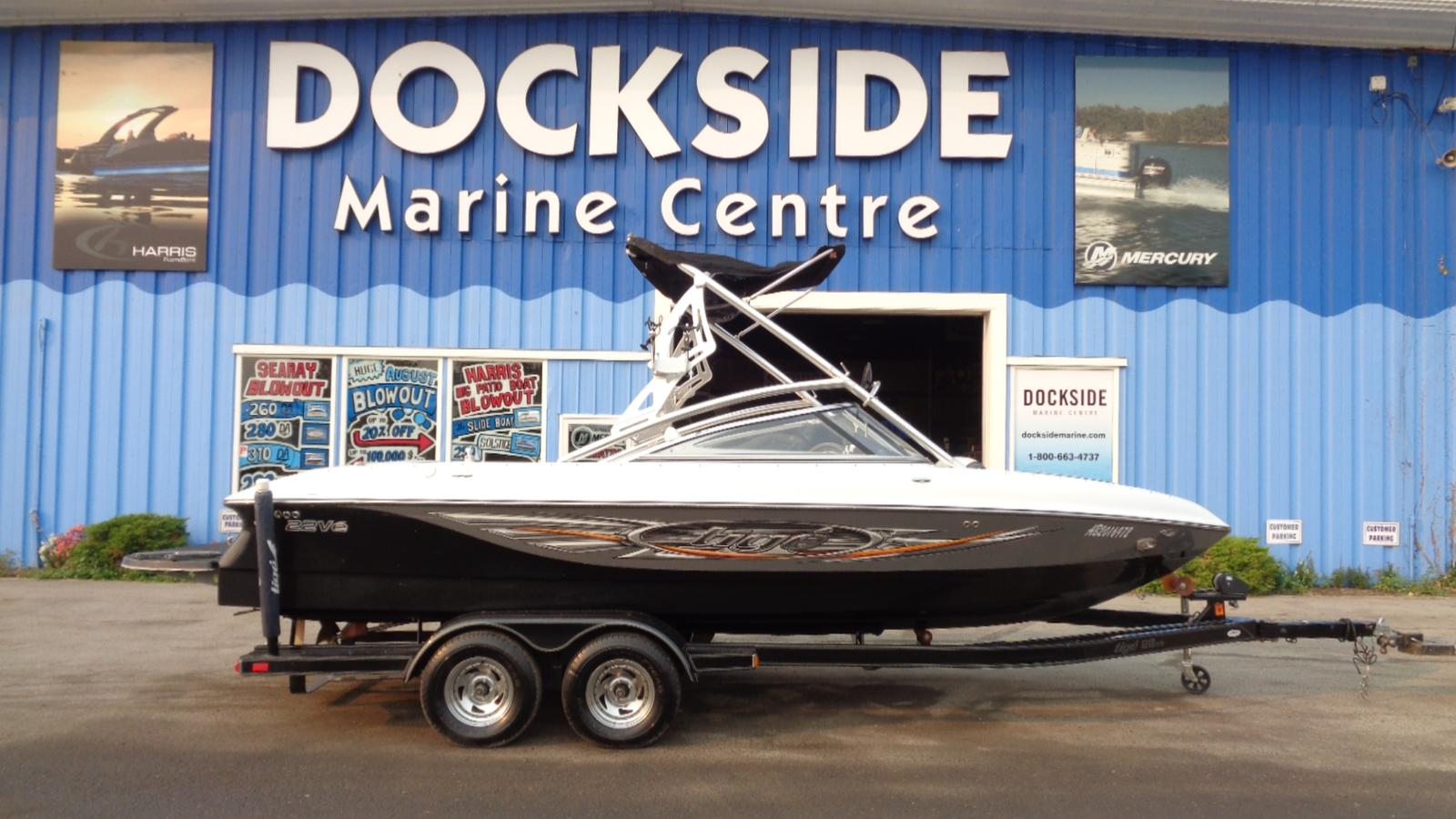 For Sale: 2008 Tig&eacute; V22 23ft<br/>Dockside Marine Centre, LTD.