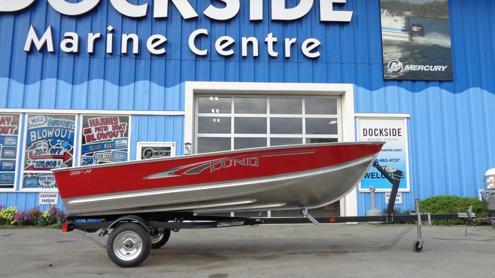 For Sale: 2018 Lund Ssv 14 14ft<br/>Dockside Marine Centre, LTD.