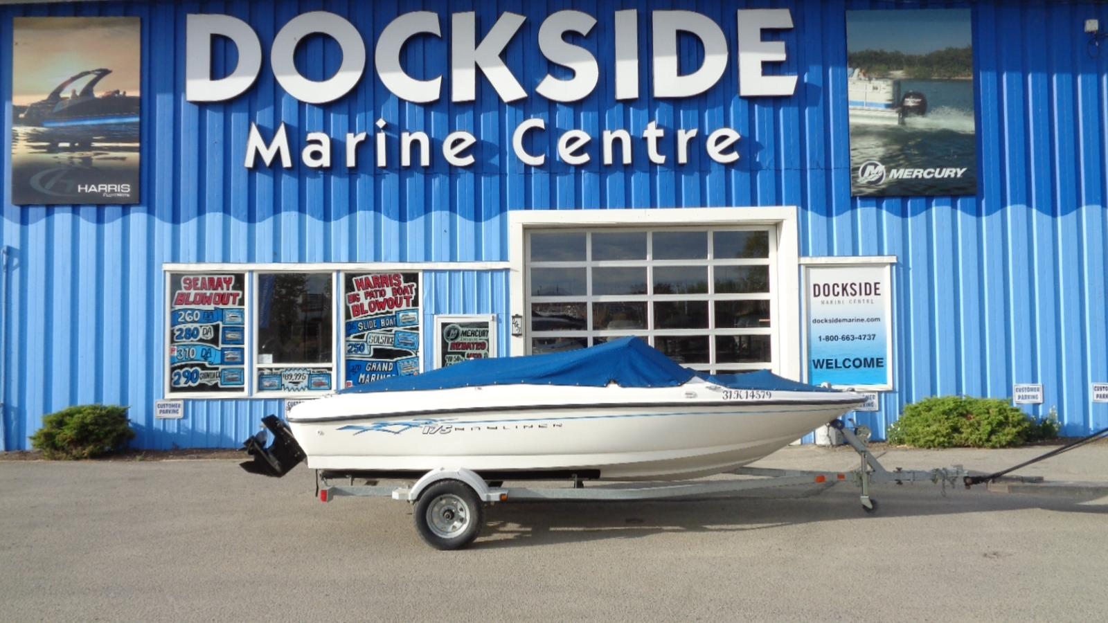 For Sale: 2006 Bayliner 175 Br 18ft<br/>Dockside Marine Centre, LTD.