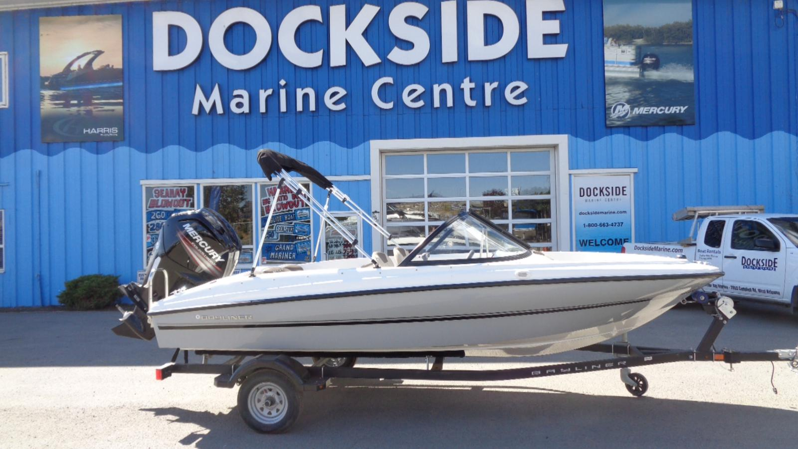 For Sale: 2018 Bayliner 160 Br 17ft<br/>Dockside Marine Centre, LTD.