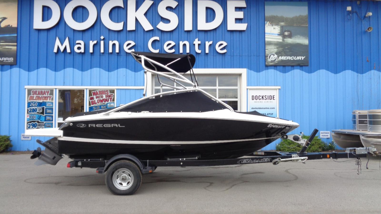 For Sale: 2013 Regal 1900 19ft<br/>Dockside Marine Centre, LTD.