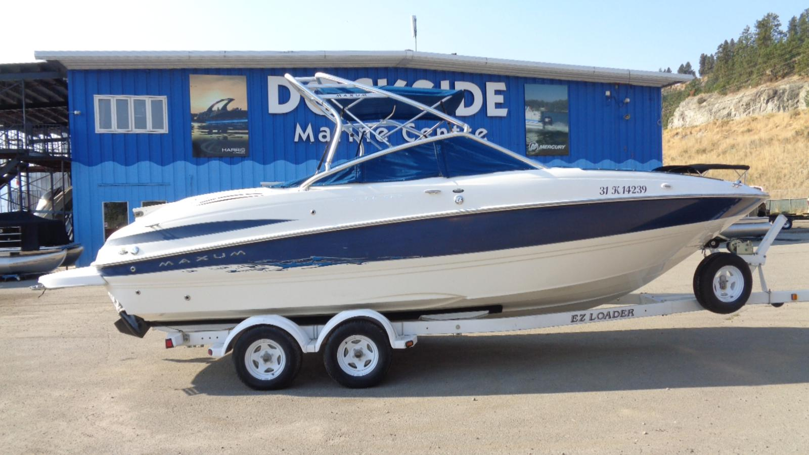 For Sale: 2005 Maxum 2400 Sr3 24ft<br/>Dockside Marine Centre, LTD.
