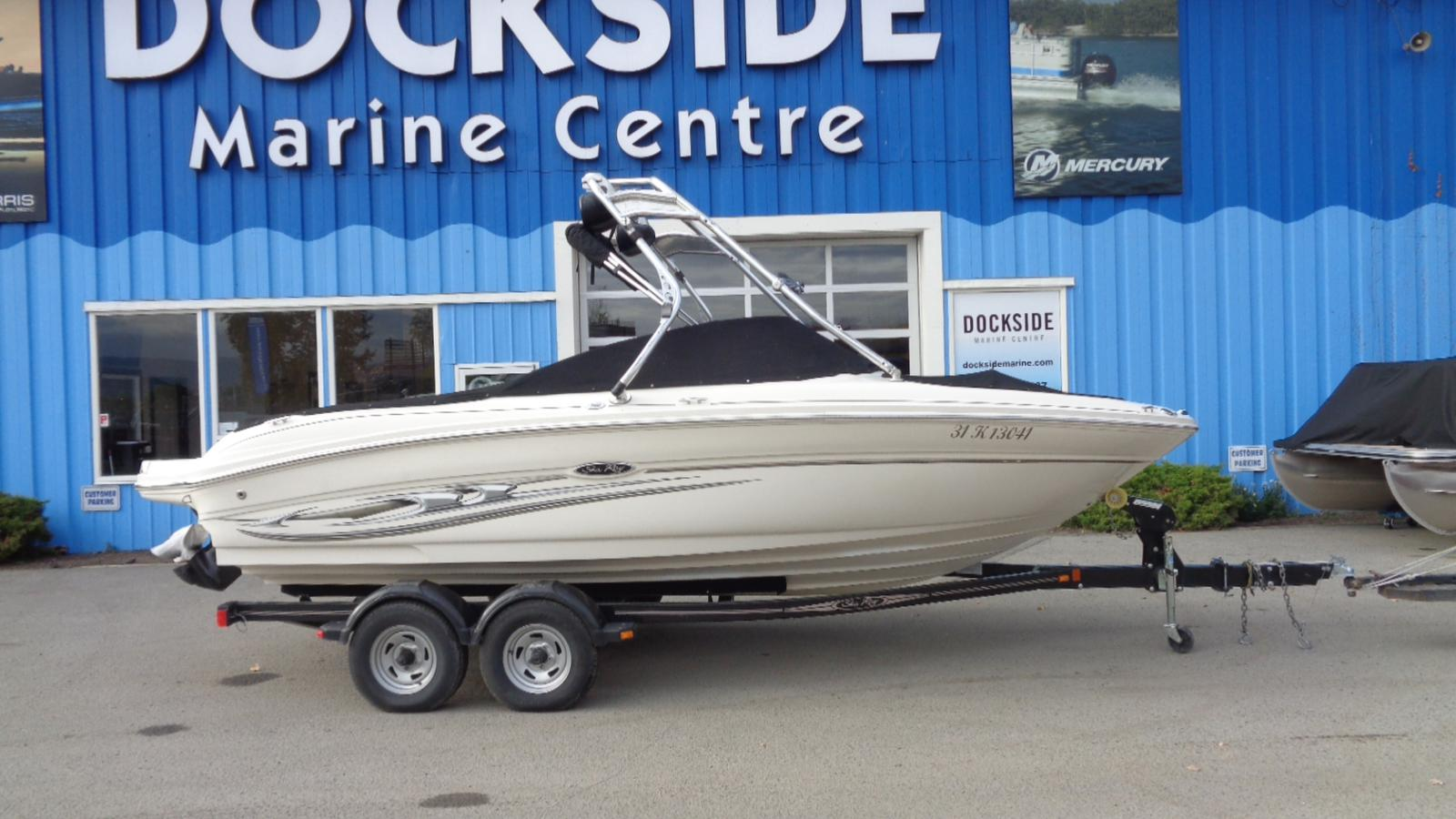 For Sale: 2005 Sea Ray 200 Select 21ft<br/>Dockside Marine Centre, LTD.