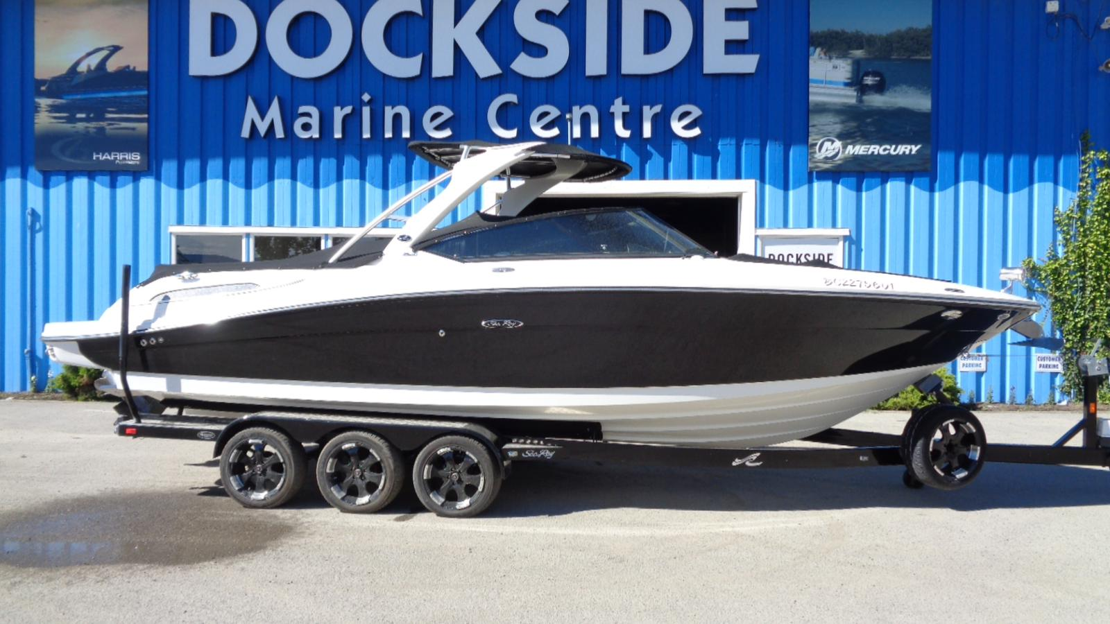 For Sale: 2010 Sea Ray Slx 270 27ft<br/>Dockside Marine Centre, LTD.
