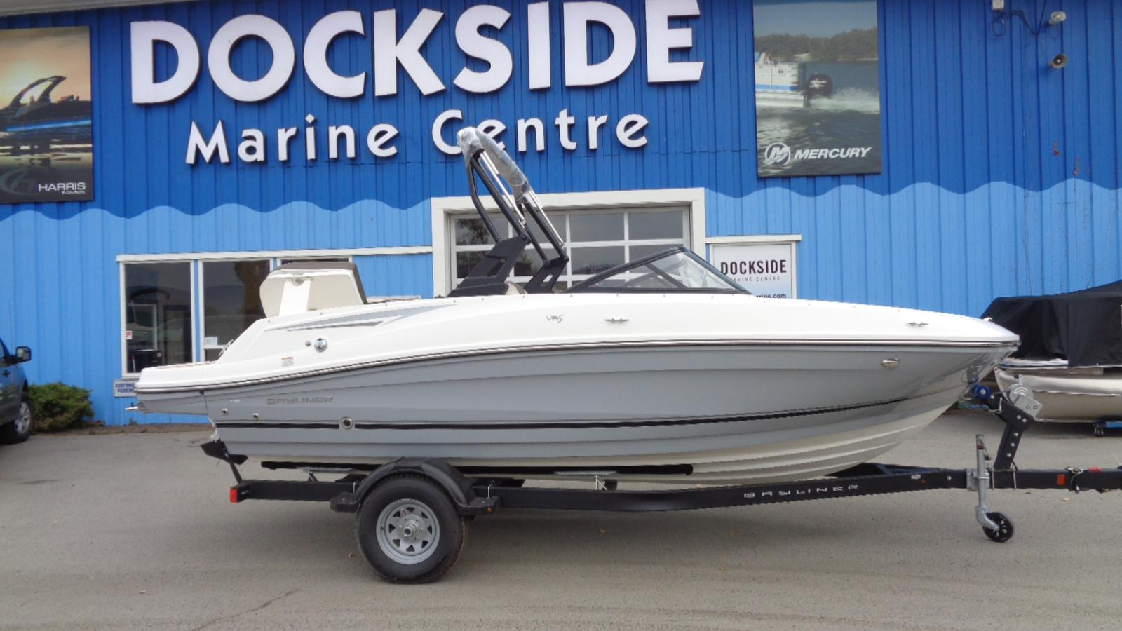 For Sale: 2018 Bayliner Vr5 21ft<br/>Dockside Marine Centre, LTD.