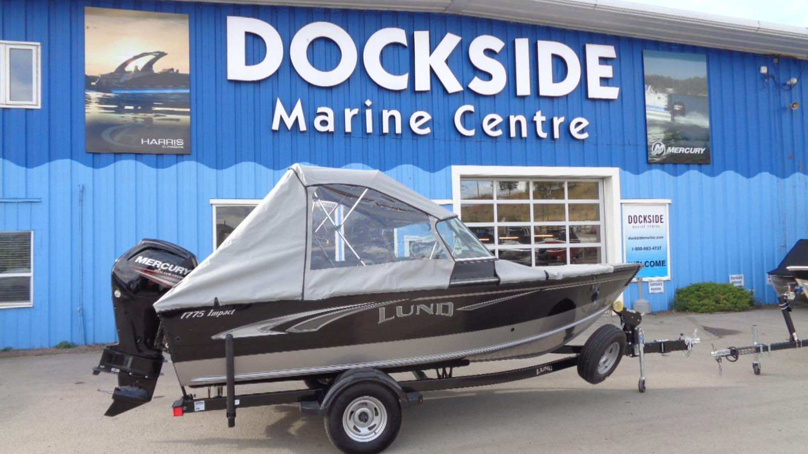 For Sale: 2018 Lund 1775 Impact 18ft<br/>Dockside Marine Centre, LTD.