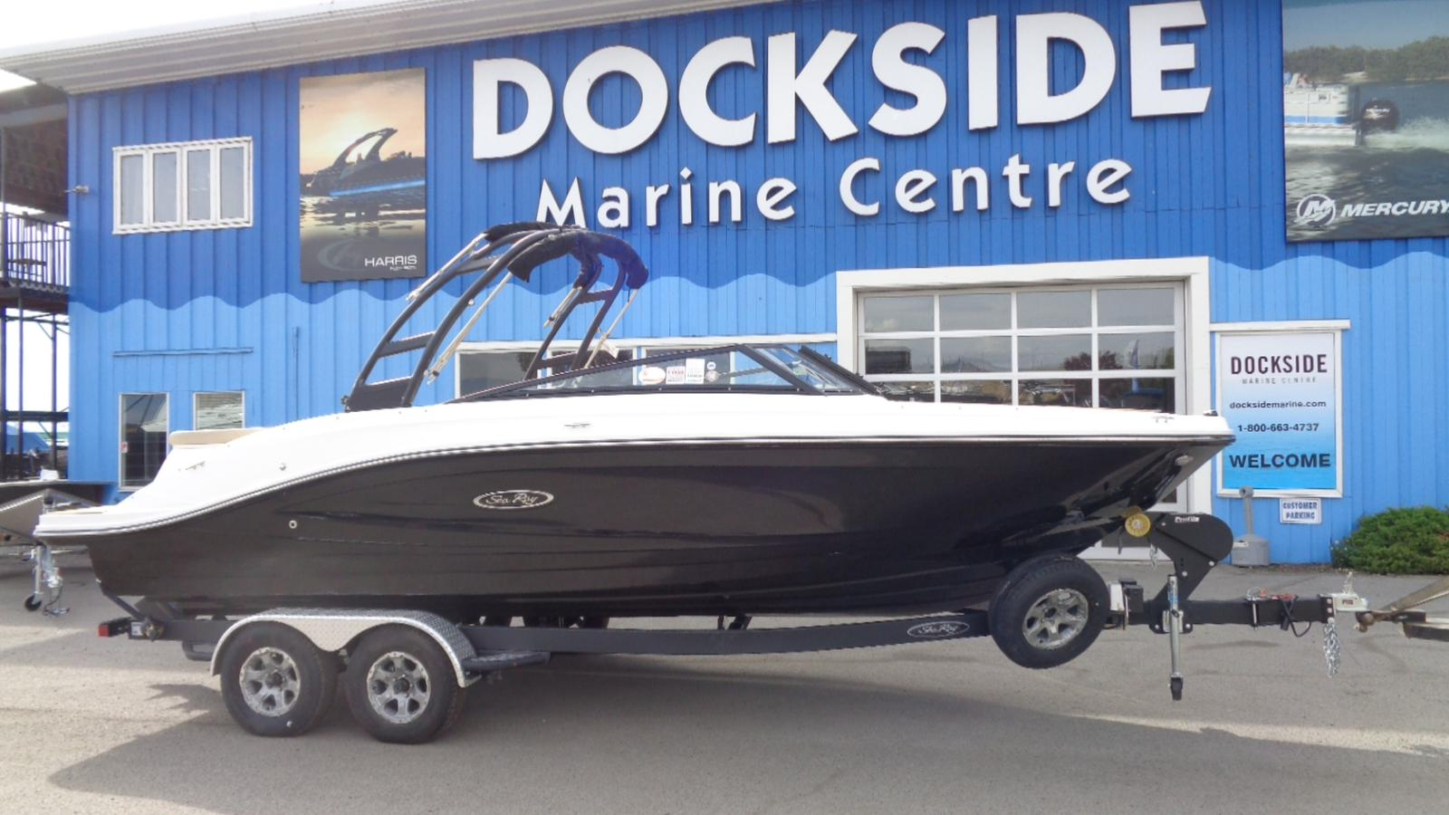 For Sale: 2018 Sea Ray Spx 230 24ft<br/>Dockside Marine Centre, LTD.