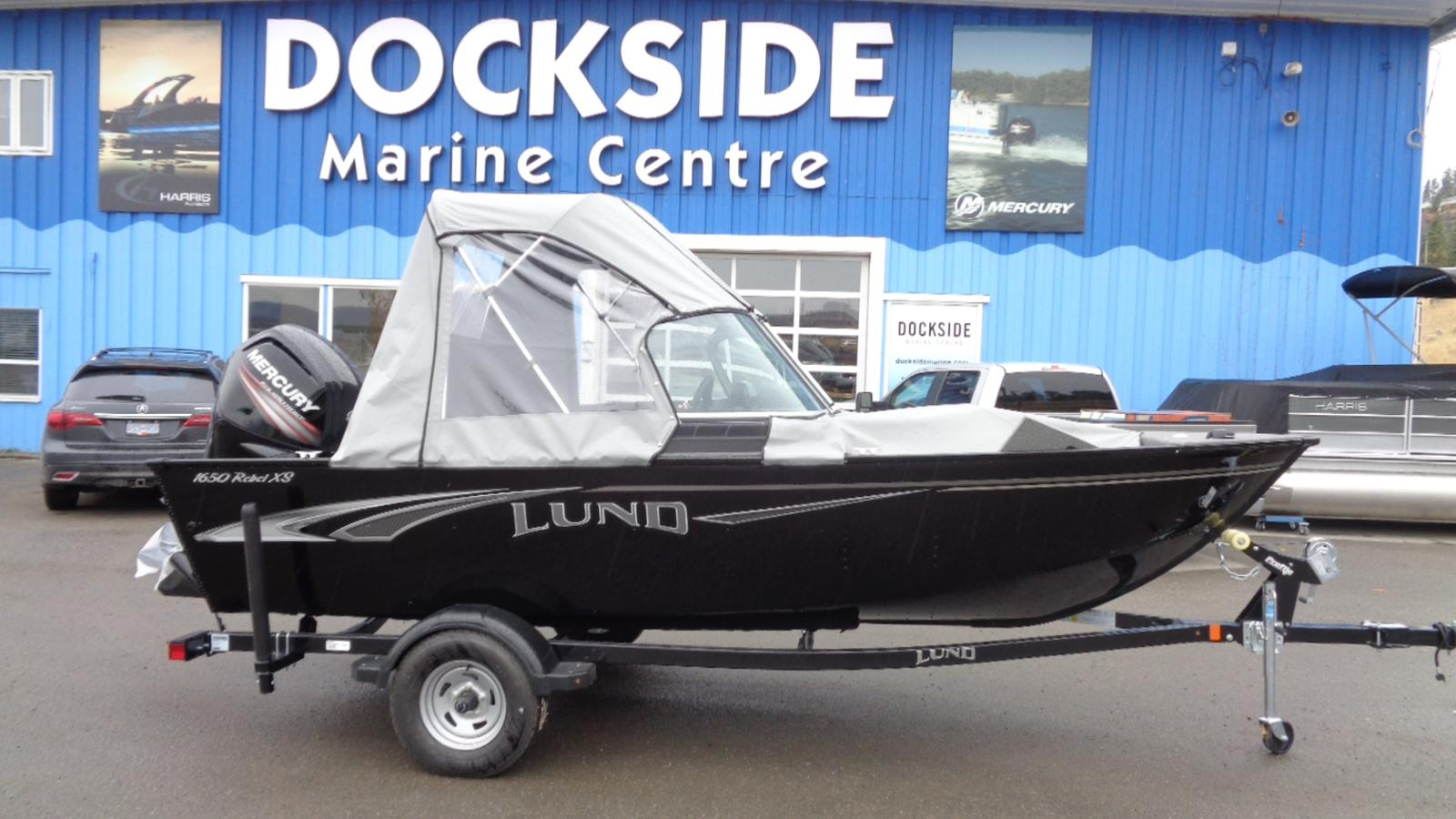 For Sale: 2018 Lund 1650 Rebel Xs Sport 17ft<br/>Dockside Marine Centre, LTD.