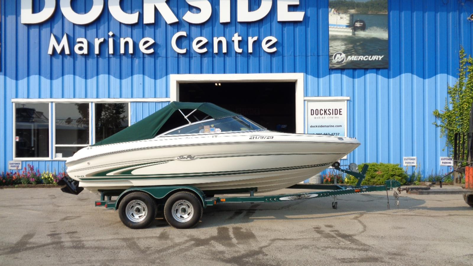 For Sale: 2000 Sea Ray 190 19ft<br/>Dockside Marine Centre, LTD.