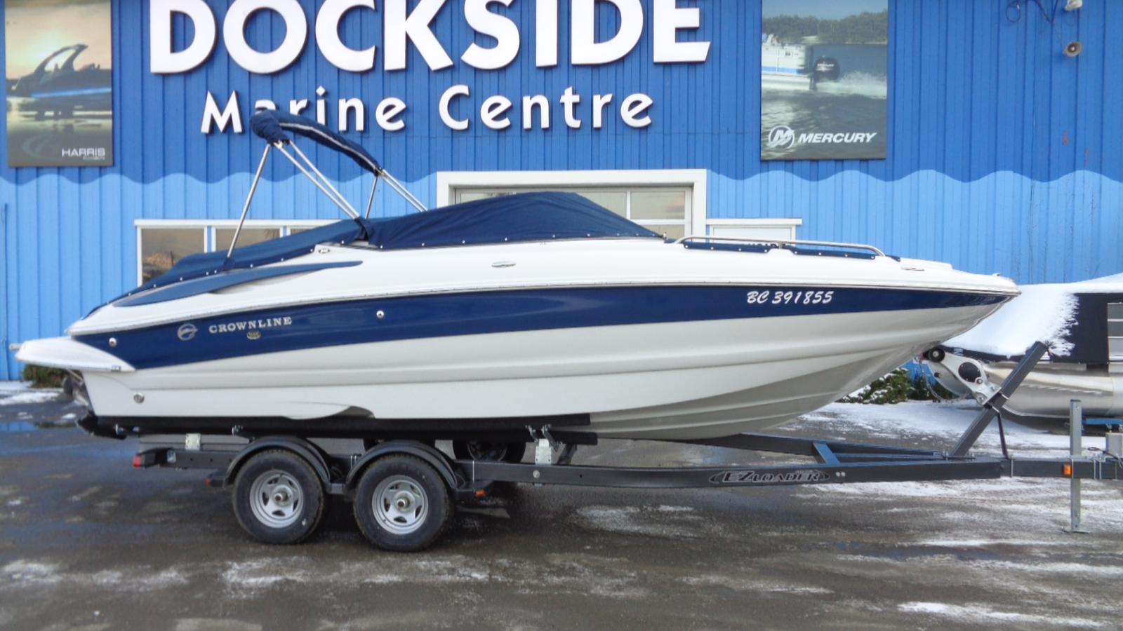 For Sale: 2007 Crownline 240 Ex 25ft<br/>Dockside Marine Centre, LTD.