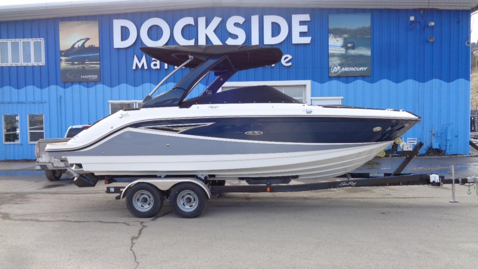 For Sale: 2018 Sea Ray Slx 250 26ft<br/>Dockside Marine Centre, LTD.