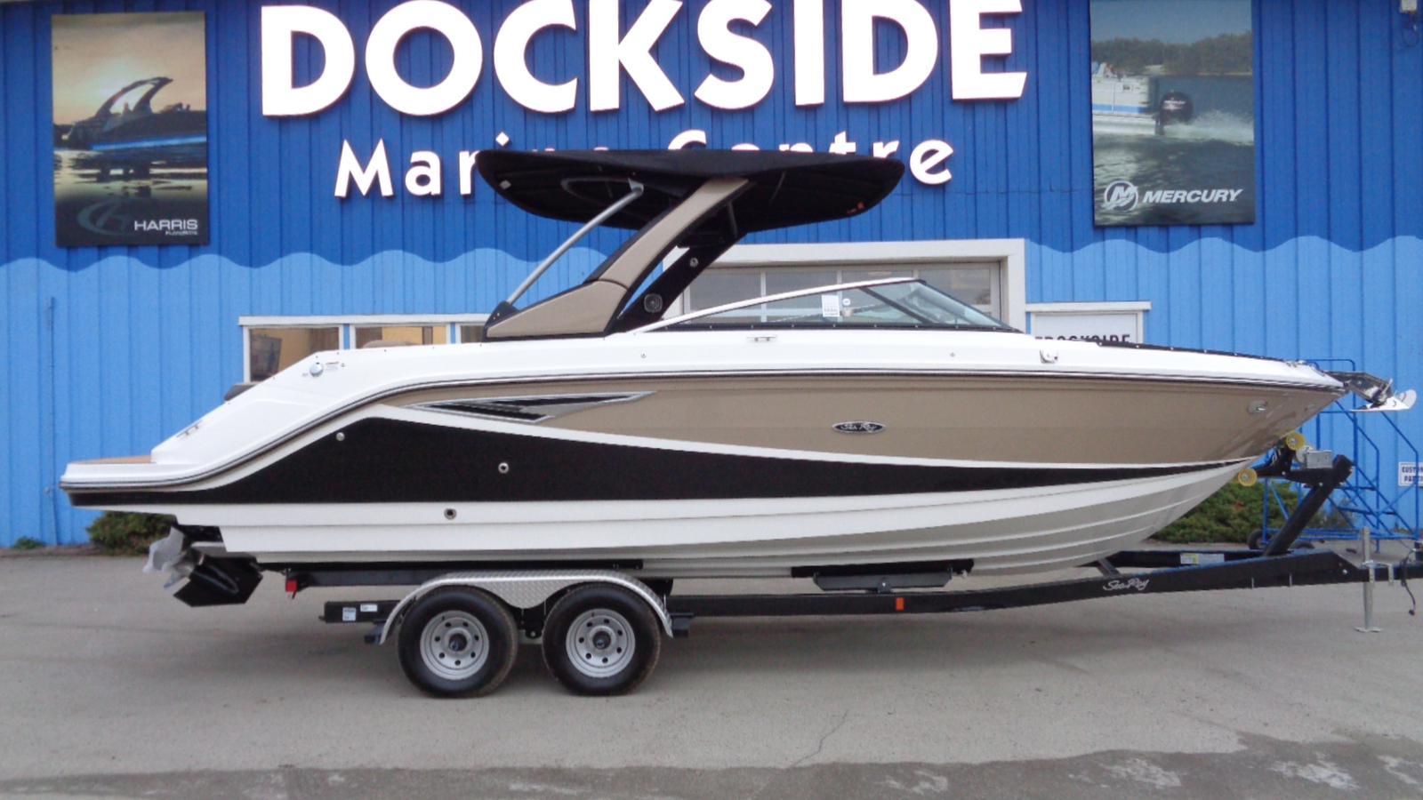 For Sale: 2018 Sea Ray Slx 280 29ft<br/>Dockside Marine Centre, LTD.