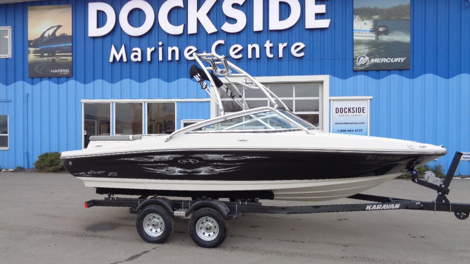 For Sale: 2008 Sea Ray 205 21ft<br/>Dockside Marine Centre, LTD.