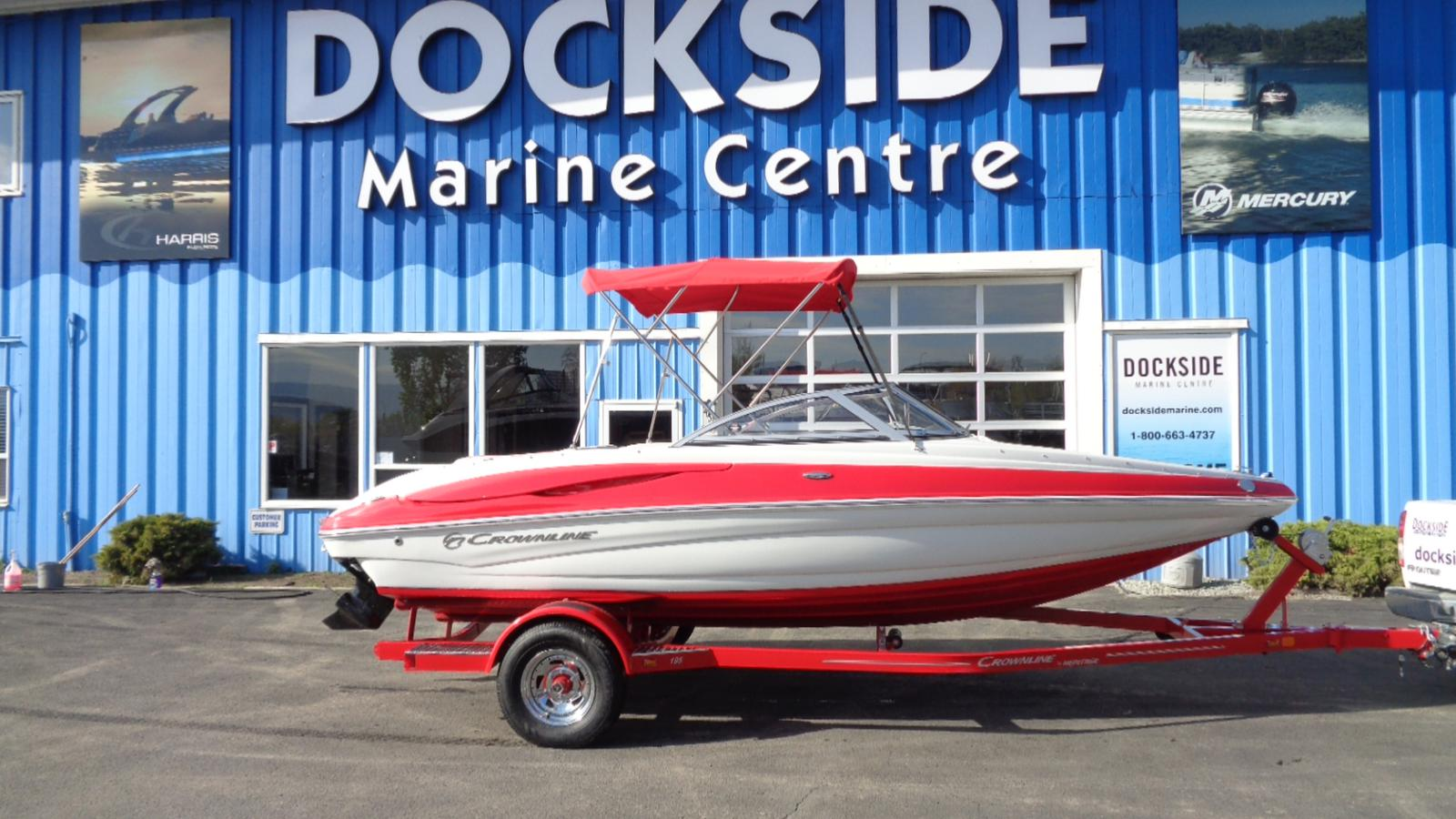 For Sale: 2018 Crownline 195 Ss 20ft<br/>Dockside Marine Centre, LTD.