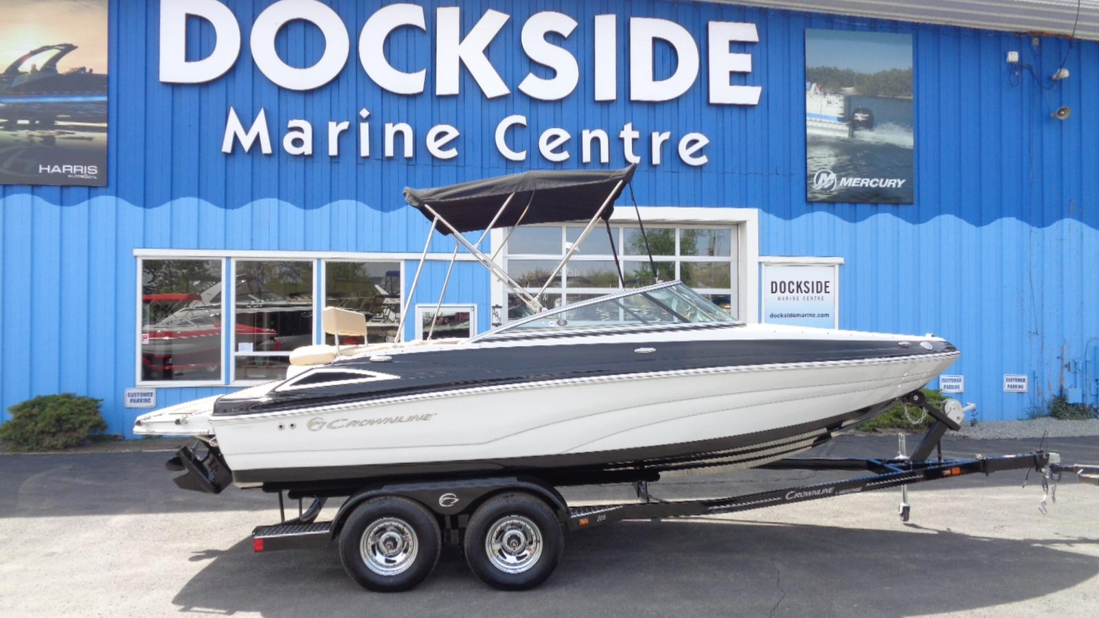 2018 CROWNLINE 205 SS for sale