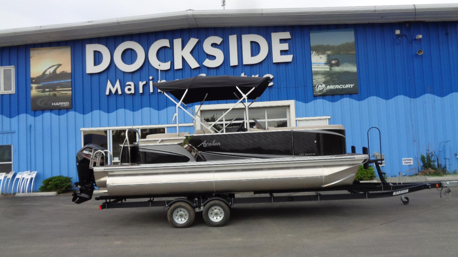 For Sale: 2018 Avalon 22 Lsz Quad Lounger 22ft<br/>Dockside Marine Centre, LTD.