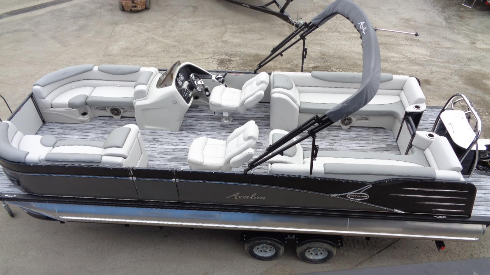 2018 AVALON 25 CATALINA QUAD LOUNGER for sale