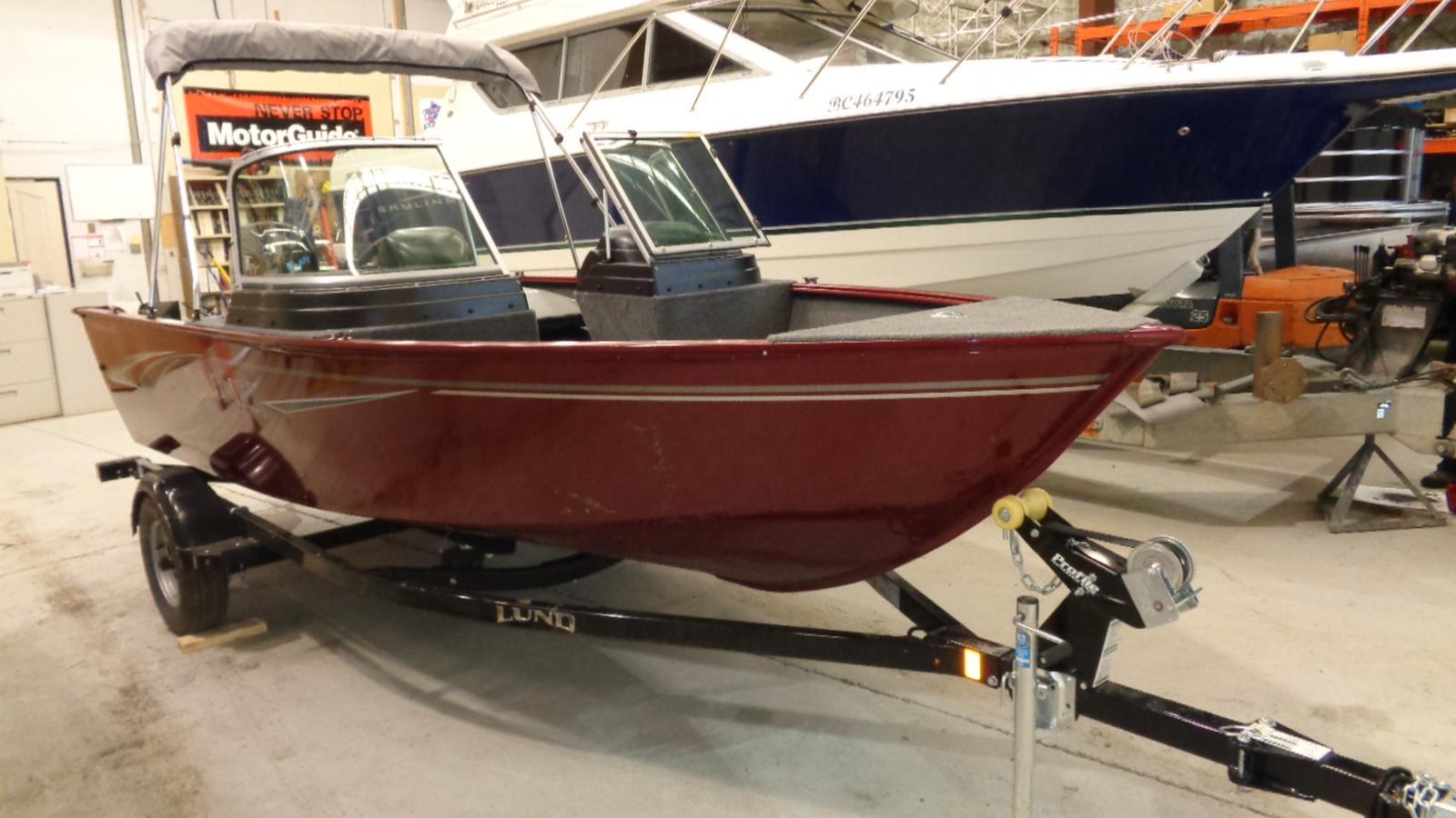 For Sale: 2018 Lund 1650 Rebel Xs Sport 17ft<br/>Dockside Marine Centre, LTD.