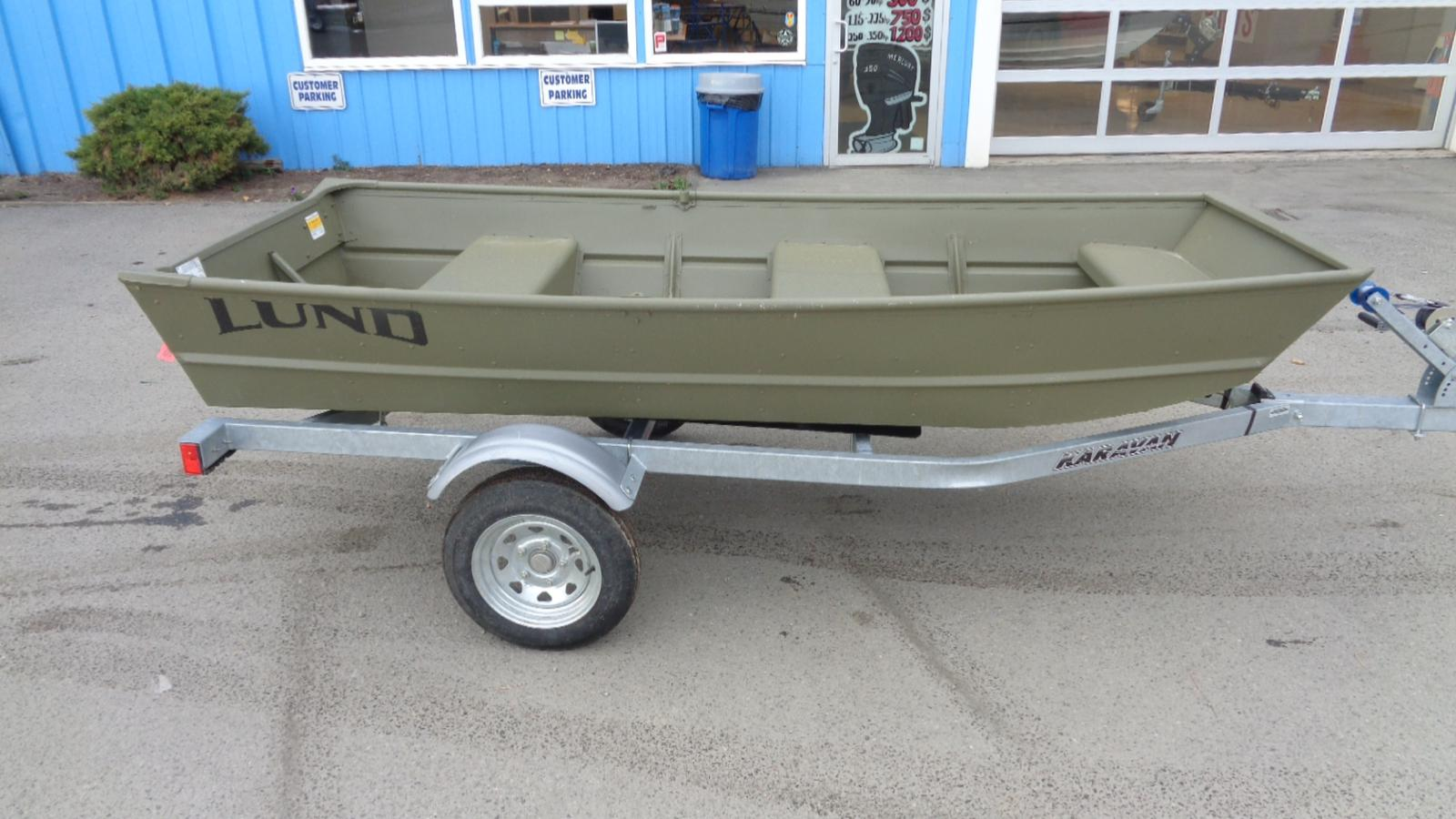 For Sale: 2018 Lund 1040 Jon Boat 11ft<br/>Dockside Marine Centre, LTD.