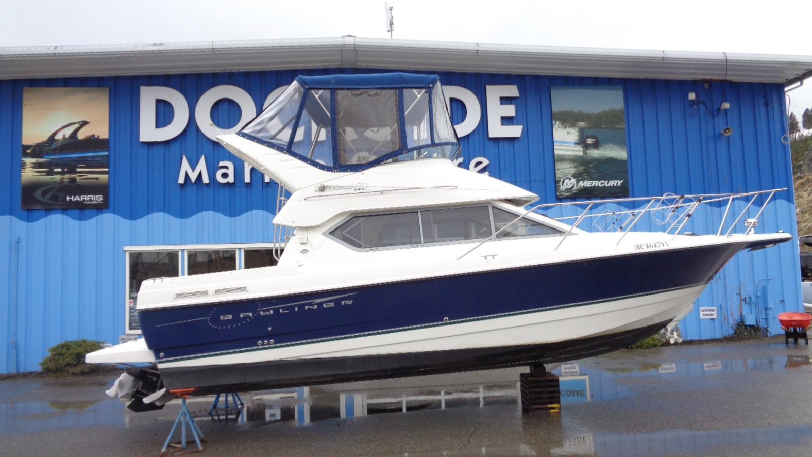 For Sale: 2007 Bayliner 288 Discovery 29ft<br/>Dockside Marine Centre, LTD.