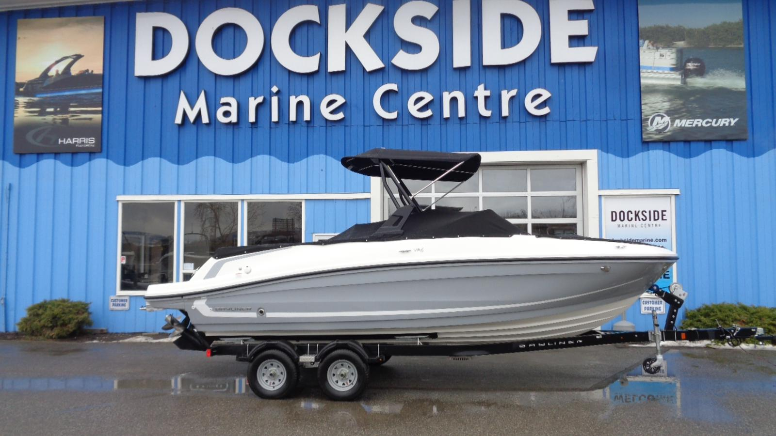 For Sale: 2018 Bayliner Vr6 23ft<br/>Dockside Marine Centre, LTD.