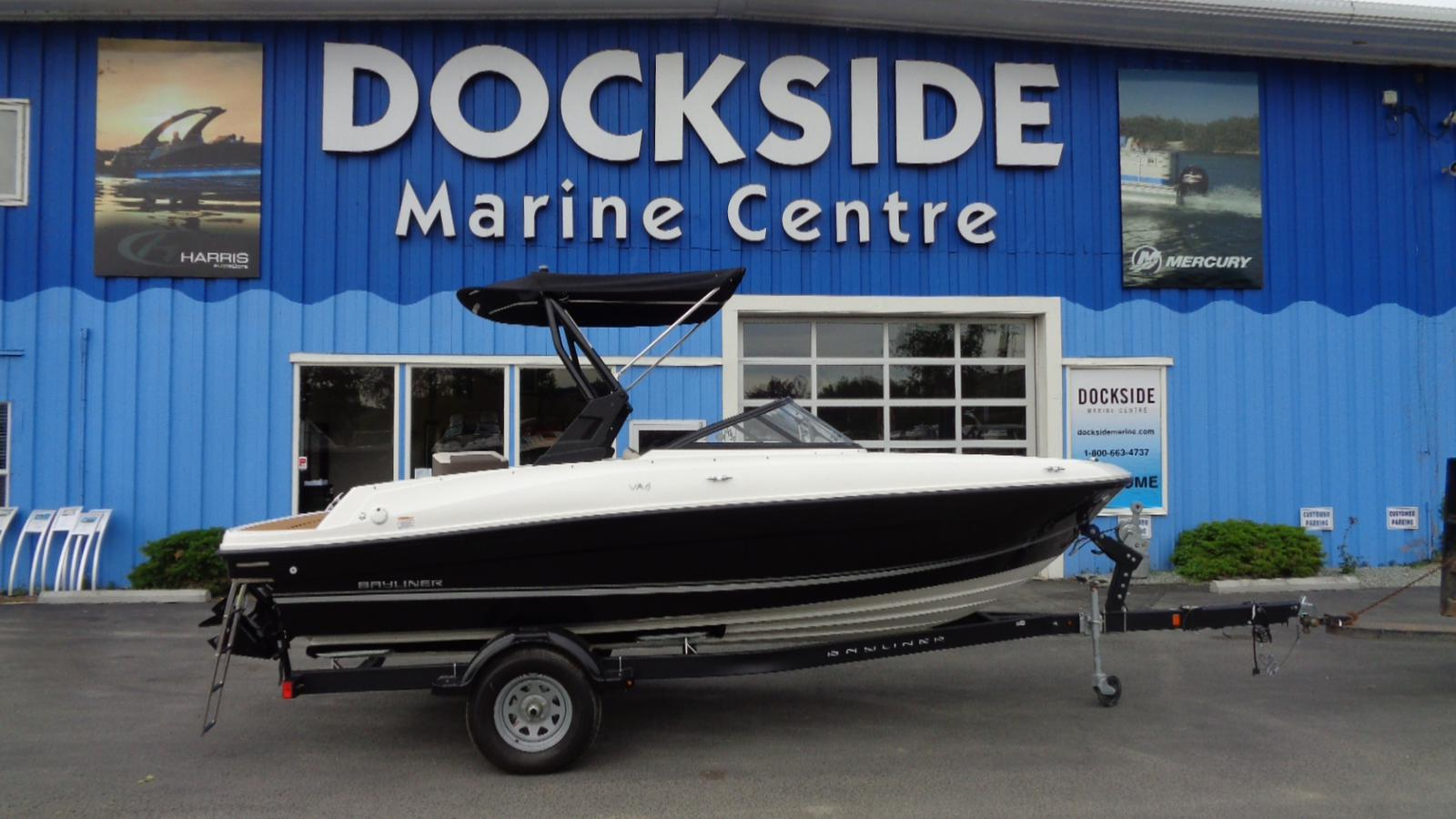 For Sale: 2018 Bayliner Vr4 18ft<br/>Dockside Marine Centre, LTD.