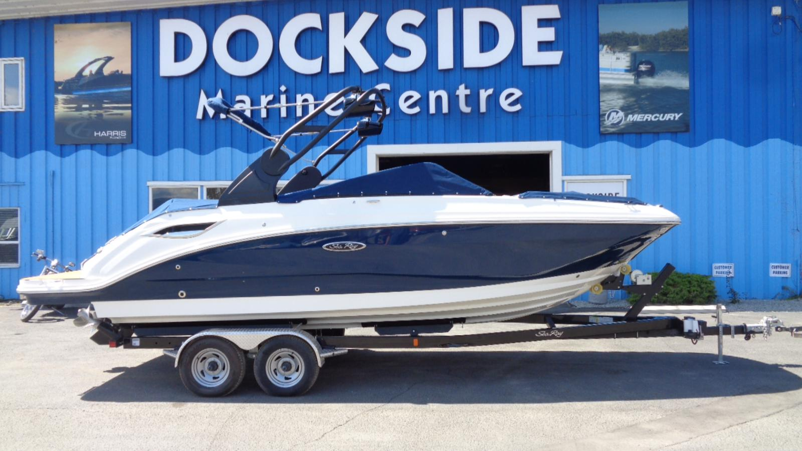 For Sale: 2018 Sea Ray Sdx 250 26ft<br/>Dockside Marine Centre, LTD.