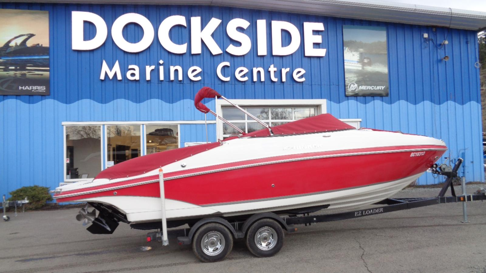 For Sale: 2006 Rinker 246 Captiva 25ft<br/>Dockside Marine Centre, LTD.