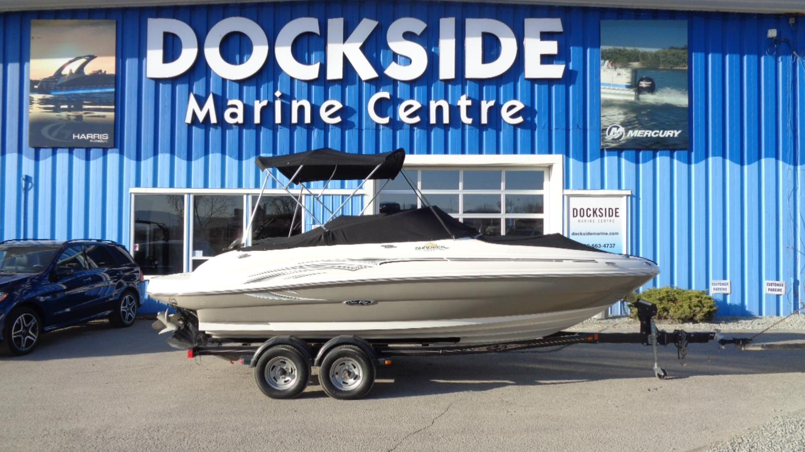 For Sale: 2005 Sea Ray 200 Sundeck 21ft<br/>Dockside Marine Centre, LTD.